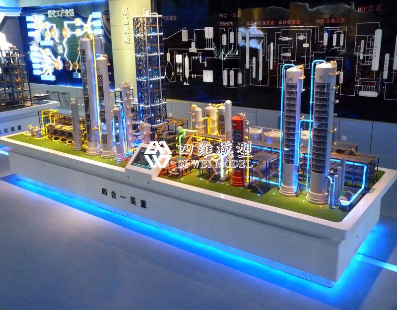 北京四维云尚注册送38彩金--煤化工科技馆——煤制甲醇