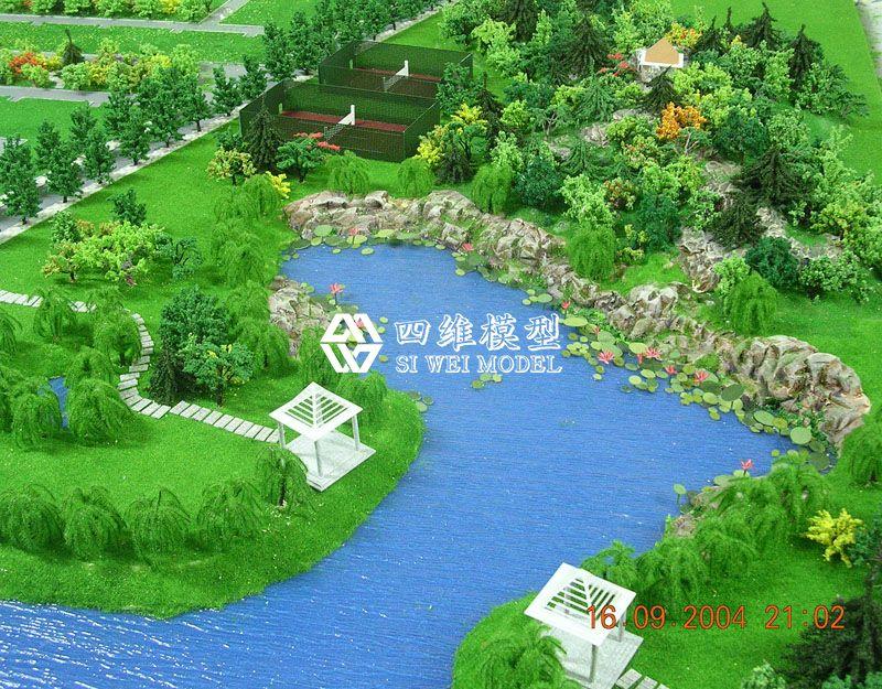 北京四维云尚注册送38彩金--潼湖小区沙盘